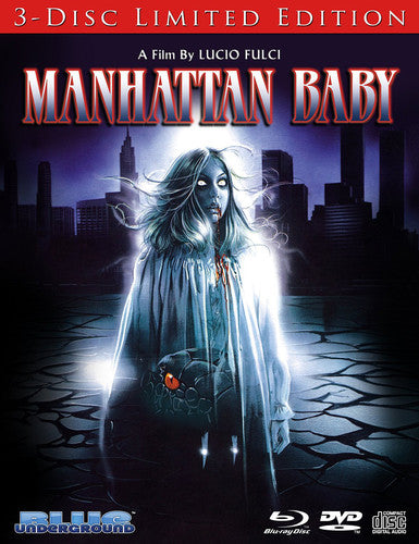 Manhattan Baby 3 disc USED
