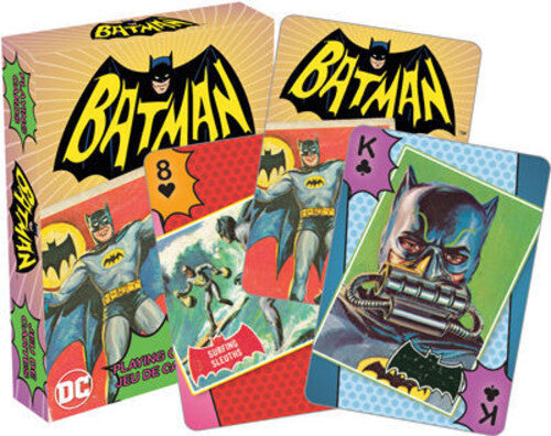 Batman TV Show Playing Cards