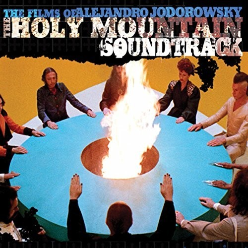 The Holy Mountain Vinyl OST