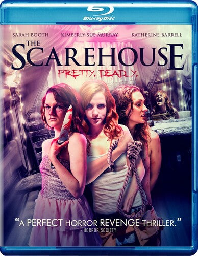 Scarehouse SIGNED USED SEALED