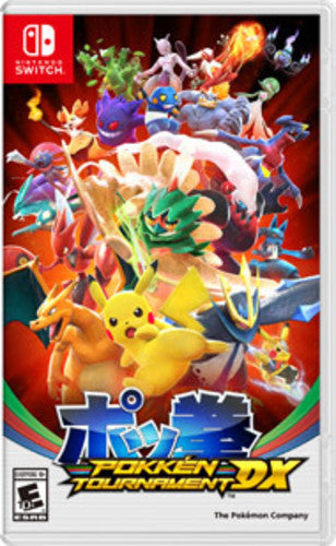 Pokken Tournament DX Nintendo Switch USED