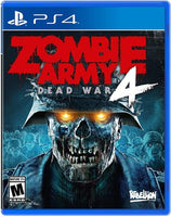 Zombie Army 4: Dead War Playstation 4 USED