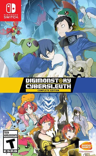 Digimon Story: Cyber Sleuth Complete Edition Nintendo Switch USED