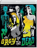 Orgy Of The Dead USED NO SLIP