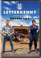 Letterkenny Seasons 1 & 2