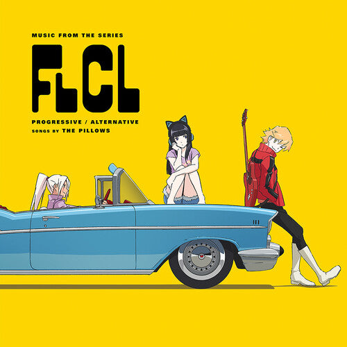 FLCL Progressive / Alternative OST Vinyl