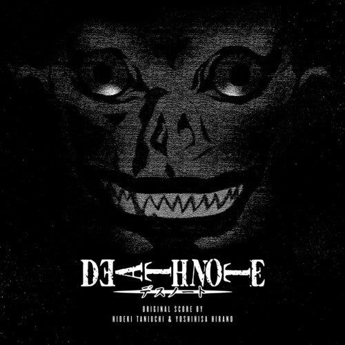 Death Note OST Vinyl