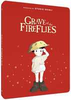 Grave of the Fireflies Steelbook