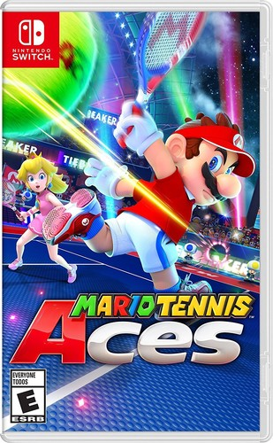 Mario Tennis Aces Nintendo Switch USED