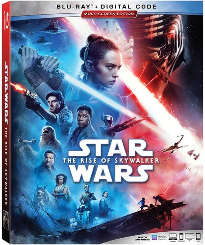 Star Wars the Rise of Skywalker USED