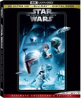 Star Wars the Empire Strikes Back 4K UHD