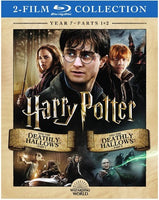Harry Potter and the Deathly Hollows Parts 1 & 2
