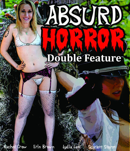Absurd Horror Double Feature Die Nazi/Puppet Masters