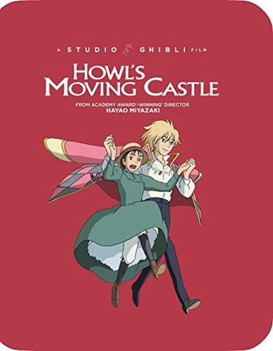 Howl's Moving Castle Steelbook