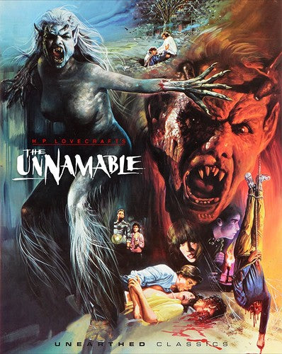 The Unnamable w/SLIP