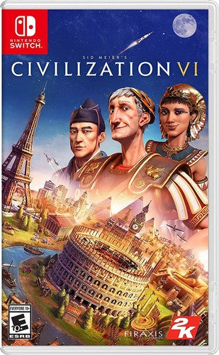Civilization VI Nintendo Switch USED