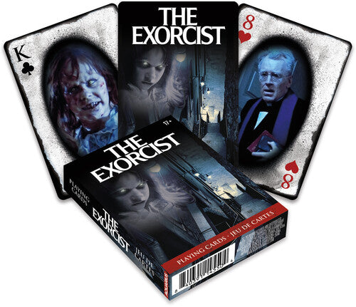 Exorcist Playing Cards