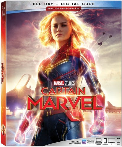 Captain Marvel USED