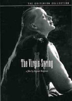 The Virgin Spring (#321) USED DVD