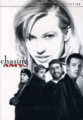 Chasing Amy (#75) (SIGNED) USED DVD