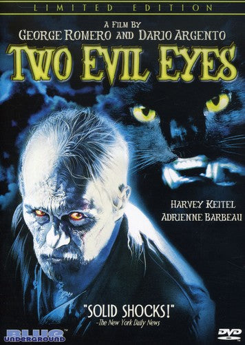 Two Evil Eyes (Numbered Edition) USED DVD