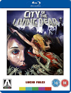 City of the Living Dead REGION B USED