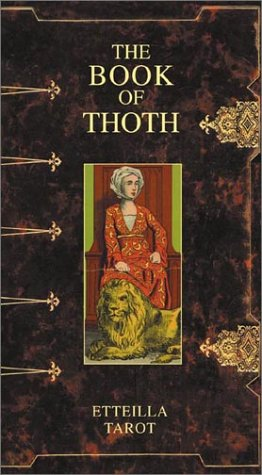 The Book of Thoth Tarot Deck