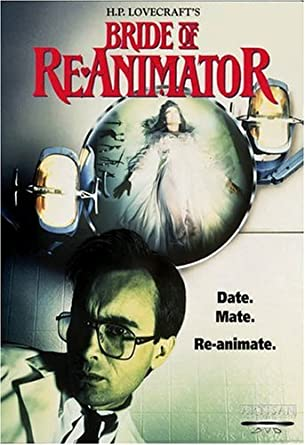 Bride of the Re-Animator DVD USED