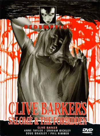 Clive Barker's Salome & the Forbidden USED DVD