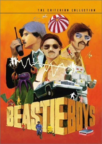 Beastie Boys Video Anthology (#100) DVD USED