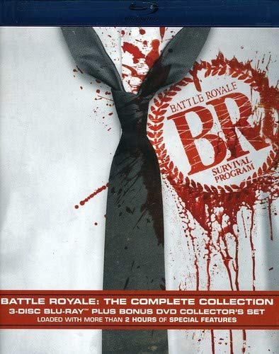 Battle Royale the Complete Collection