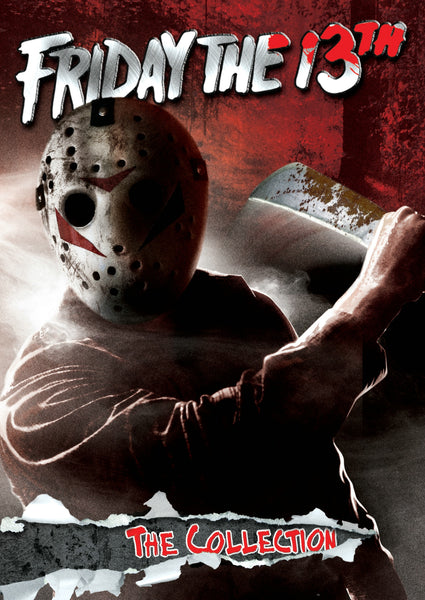 Friday the 13th the Ultimate Collection USED DVD