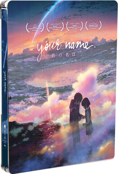Your Name (Steelbook)