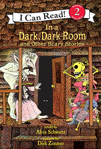 In a Dark, Dark Room and Other Scary Stories (original illustrations)