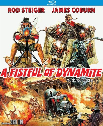 A Fistful of Dynamite USED