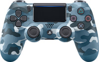 Playstation 4 Controller Blue Camo