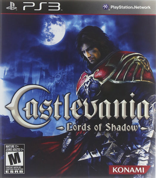 Castlevania Lords of Shadow 2 Playstation 3 USED