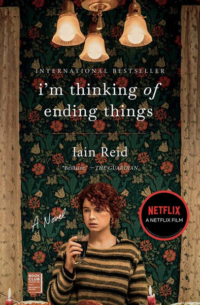 I'm Thinking of Ending Things (movie cover)