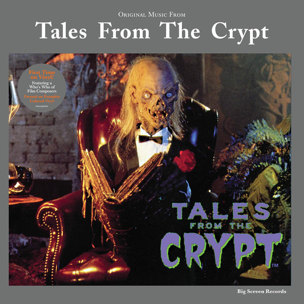 Tales From the Crypt Soundtrack LP