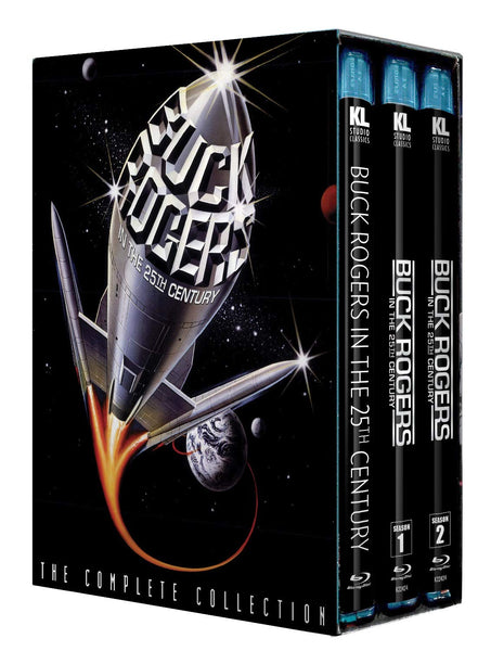 Buck Rogers in the 25th Century: The Complete Collection