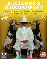 Alejandro Jodorowsky 4K Restoration Collection ALL REGIONS