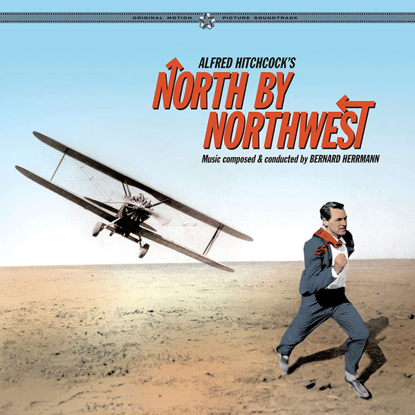 North by Northwest Vinyl OST