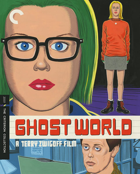 Ghost World (#872) USED