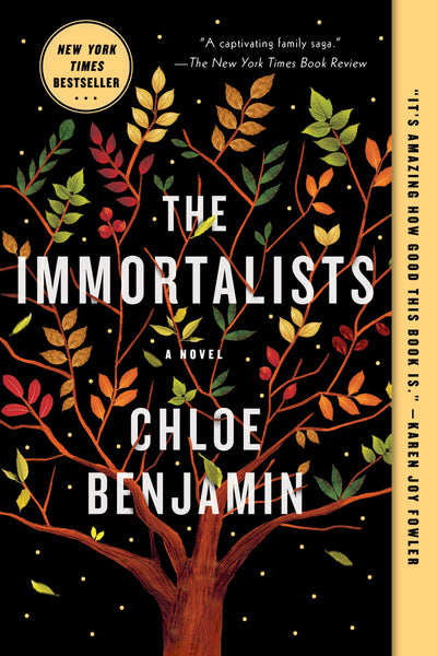 The Immortalists (Benjamin)