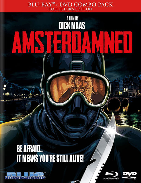 Amsterdamned USED