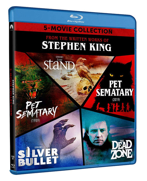 Stephen King 5 Movie Collection