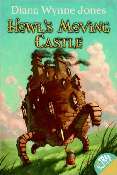 Howl's Moving Castle Book (Jones)