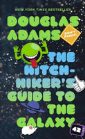 The Hitchhiker's Guide to the Galaxy (Adams)
