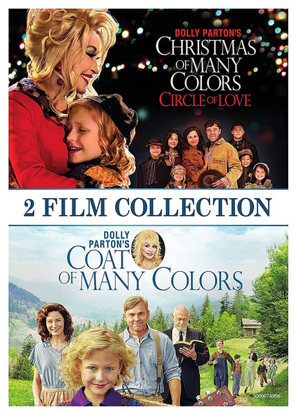 Dolly Parton's Christmas of Many Colors Double Feature