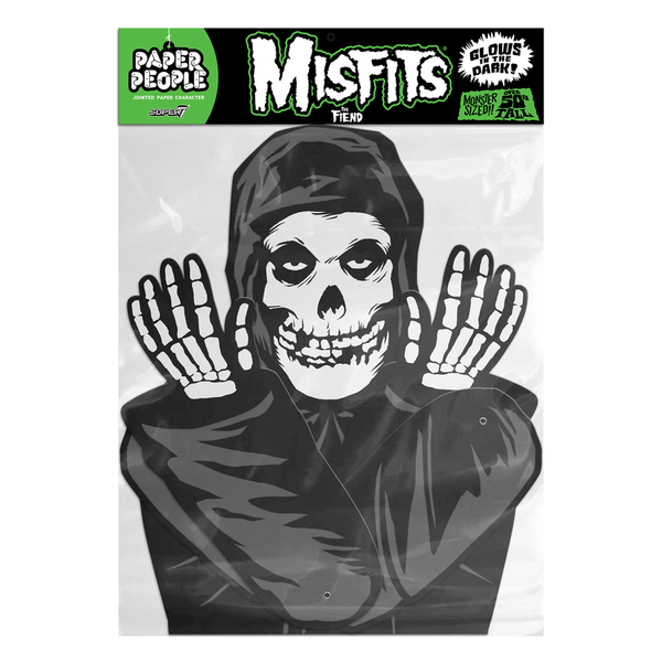 Misfits Paper People Fiend (Black)